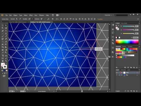 Как создать полигон в иллюстраторе - Шкаф и точка