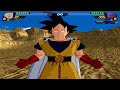 Goku and Saitama (One Punch Man) Fusion | Saitaku | DBZ Tenkaichi 3 (MOD)