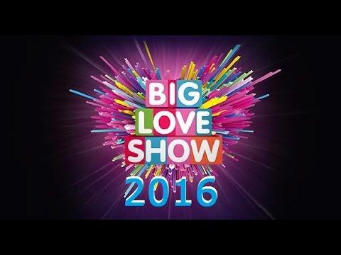 Big Love Show 2016 Бэкстейдж: Дима Билан. Сергей Лазарев. Нюша. MBAND. Егор Крид. Виа Гра (видео)