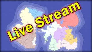 • LIVE STREAM -- World Painter Map #1 - A Brave New World