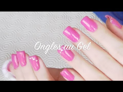 comment poser faux ongles
