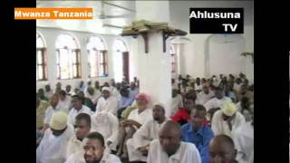 Muhadhara Sheikh Hamza Mansoor Mada FITNA Prt 2 By Ahmed Sh  Ahlusuna TV Mwanza Tz