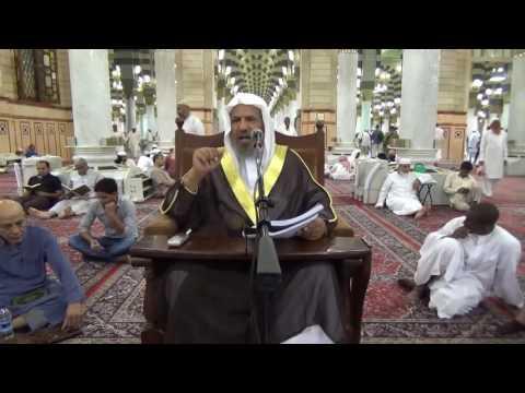 شرح كتاب الصيام من كتاب (البدائع الباهرة   على أبواب الفقه الزاهرة) الدرس الرابع -   المسجد النبوي بتاريخ 21-8-1437هـ