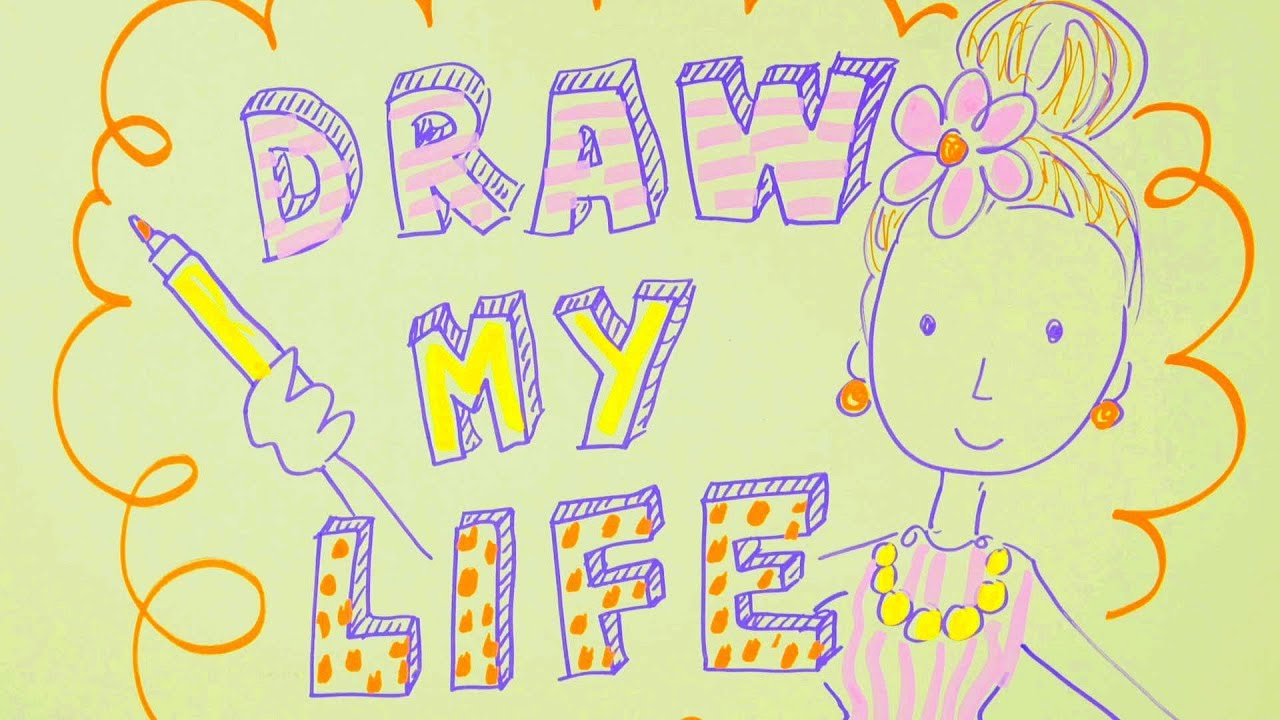 SuzelleDIY Draw My Life-graphic