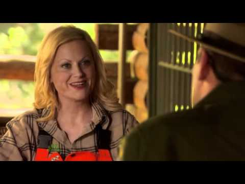 Parks and Recreation S2E10 Leslie and the Park Ranger