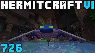 Hermitcraft VI 726 The Phantom Death Run