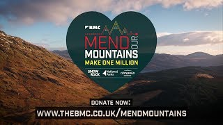 Mend Our Mountains: Make One Million by teamBMC