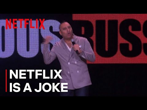 Russell Peters NOTORIOUS - Angry clip [HD]