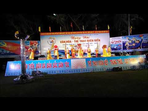 Clip - Khai mạc Ngày hội Văn hóa Thể thao Miền Biển thành phố Quy Nhơn lần thứ XIV năm 2018