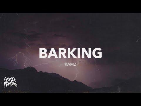 Ramz - Barking (Jordanaudiozz slowed/reverb) TikTok song Lyrics