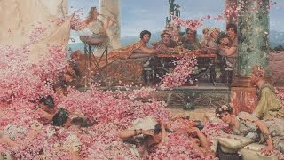 Lawrence Alma-Tadema Teaser 1