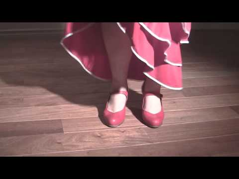 Happy Feet :: Alegrias Footwork
