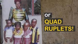 This is the story 39-year-old Ugandan Woman, Mariam Nabatanzi, the mother of 38 children. Video courtesy of: OMGVoice https://www.facebook.com/omgvoice/video...