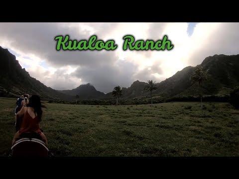 Horseback Riding - Kualoa Ranch - Oahu Hawaii