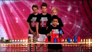 Norske Talenter 2012-team Norway