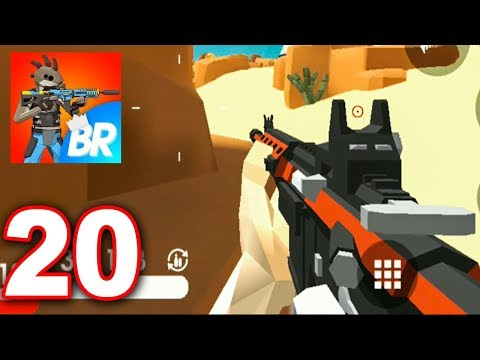 Danger Close Battle Royale Android Gameplay #20