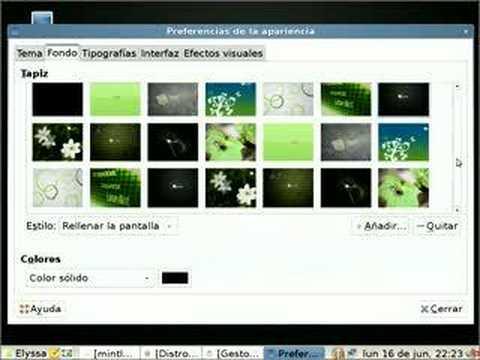 Linux Mint 5.0 1