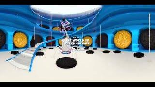[360° video] Utajený svět sušenek OREO - prozkoumejte ho