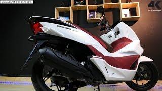 8. Honda PCX 150CC 2015 Review ( Cambo Report )
