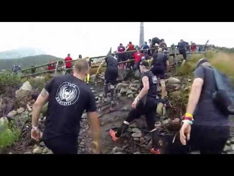 VIDEO: Spartan Race - European Championship 2015 - Tatranská Lomnica