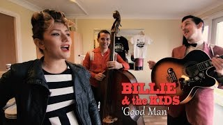 'Good Man' Billie & The Kids (bopflix sessions)