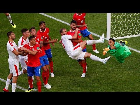 Μουντιάλ 2018: Η Σερβία νίκησε την Κόστα Ρίκα