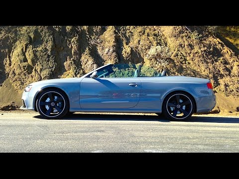 2015 Audi RS5 FIRST DRIVE REVIEW