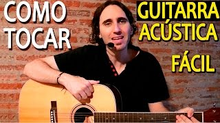 Video How To Play Acoustic Guitar: First Lesson | Very Easy For Beginners TCDG MP3, 3GP, MP4, WEBM, AVI, FLV Oktober 2018