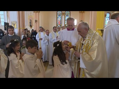 Ολοκλήρωσε την επίσκεψή του στη Βουλγαρία ο Πάπας