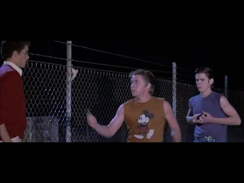 Then Pity The Backseat   The Outsiders Scene w/ Emilio Estevez