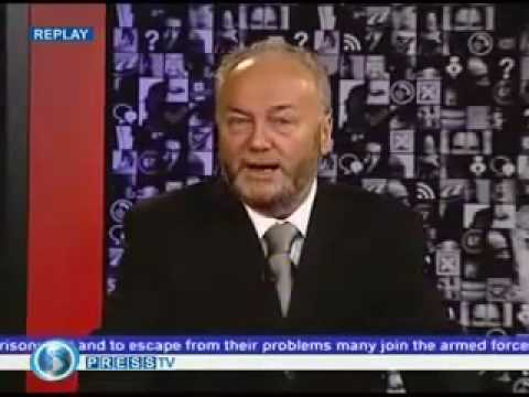 MuslimAmerican1 - George Galloway on Press TV.
