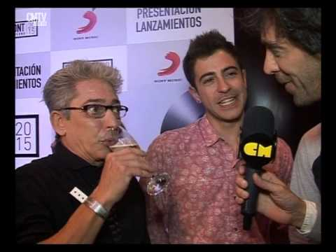 Infierno 18 video Entrevista Sony Up Front - Mayo 2015