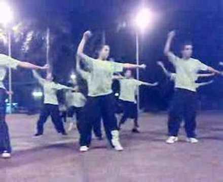 Encarnacion Hip Hop 2008