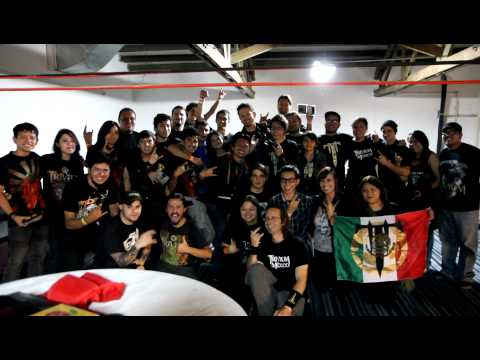 Trivium M&G Mexico City, MX