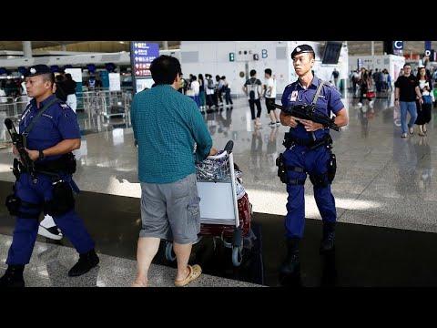 Χονγκ Κονγκ: Άνοιξε και πάλι το διεθνές αεροδρόμιο