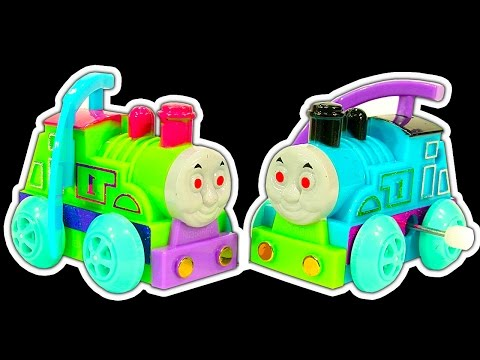 side - Why is the Thomas The Tank Tomy Playrail toys now swapped out with nasty $3 knock off fake Thomas and Percy Thomas toys? In this special Thomas Dark Side episode lets investigate why a major...
