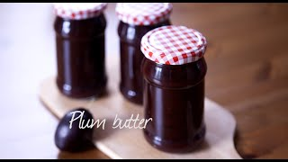 How to Make Plum Butter