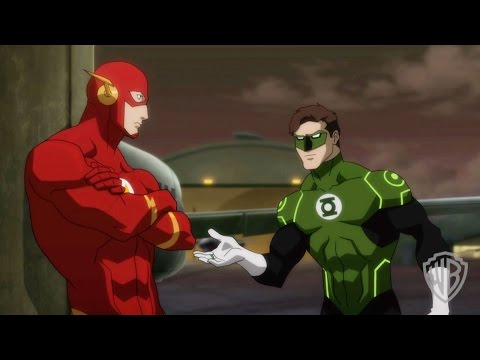 Justice League: Throne of Atlantis (Clip 'I'll Bet You Like Cuban Food')