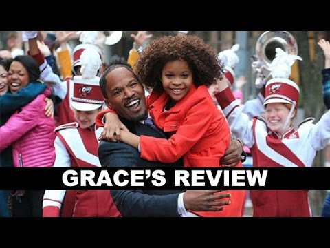 review trailer - Annie 2014 movie review! Beyond The Trailer host Grace Randolph shares her review aka reaction today for this remake starring Jamie Foxx and Quvenzhane Wallis! http://bit.ly/subscribeBTT ...