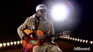 "Wyclef Jean Performs ""Divine Sorrow"" at the Billboard Studio"