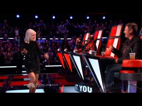 Best of Christina Aguilera - The Voice Season 5 Blind Auditions
