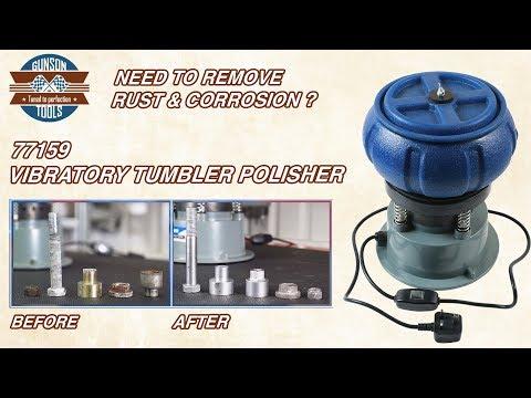 77159 Vibratory Tumbler Polisher