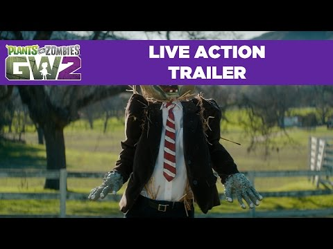 Plants vs. Zombies Garden Warfare 2 – Cob for the Job – HD Live-Action Trailer