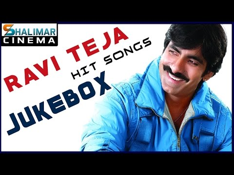 Ravi Teja All Time Hit Songs || Best Songs Collection