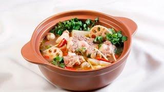 Món Ngon Mỗi Ngày - Lẩu Đuôi Bò Cay