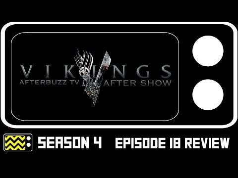 Vikings Season 4 Episode 18 Review & After Show | AfterBuzz TV