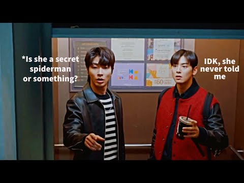 Kdrama Funny Moments because I wanted to..