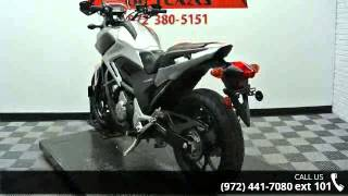 10. 2012 Honda NC700X DCT ABS  - Dream Machines of Texas - Fa...
