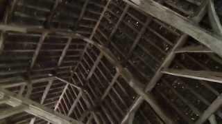 Faringdon United Kingdom  city pictures gallery : Historic Great Coxwell Tithe Barn c 1292 Faringdon Oxfordshire England UK