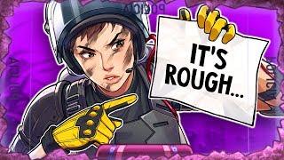 What It's Like Playing Rainbow Six Siege